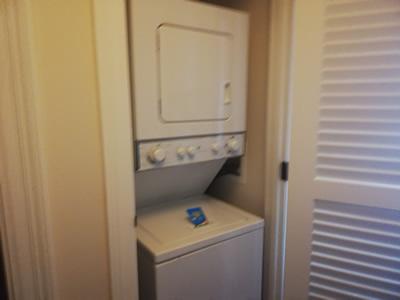 ドアを開けたら 洗濯機